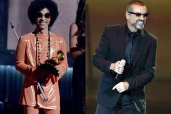 Prince und George Michael werden bei den Grammys 2017 geehrt
