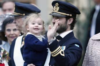 Prinz Alexander von Schweden und Prinz Carl Philip
