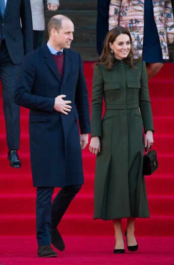 Prinz William; Herzogin Kate; Prinz William und Herzogin Kate