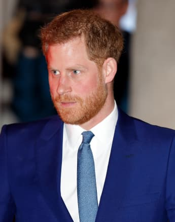 Prinz Harry Rückkehr nach London
