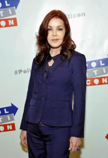 Priscilla Presley im Jahr 2017