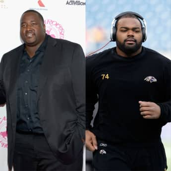 "Quinton Aaron spielt Michael Oher in ""The Blind Side"""