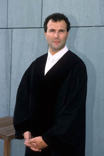 Richter Alexander Hold früher