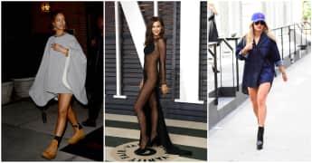 Rihanna, Irina Shayk und Rita Ora - Diese Stars haben ihre Hose vergessen