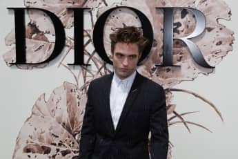 Robert Pattinson Dior-Show Paris