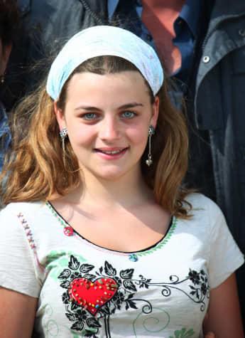 Ronja Forcher früher