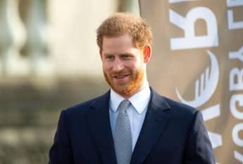 Auslosung der Rugby League-Weltmeisterschaft 2021 Prinz Harry, Herzog von Sussex, der Patron der Rugby Football League, veranstaltet am 16. Januar 2020 die Auslosung der Rugby League-Weltmeisterschaft 2021 im Buckingham Palace in London.