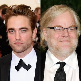 Robert Pattinson übernimmt Philip Seymour Hoffmans Rolle
