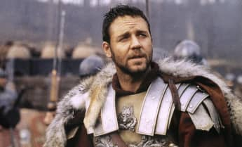 "Russell Crowe ""Maximus"" in dem Film ""Gladiator"""