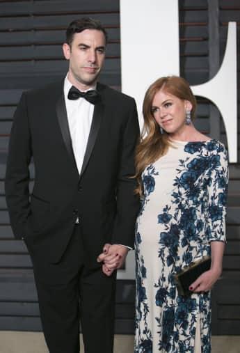 Sacha Baron Cohen und Isla Fisher sind verheiratet