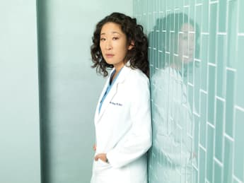 "Sandra Oh als Christina Yang in ""Grey's Anatomy"""