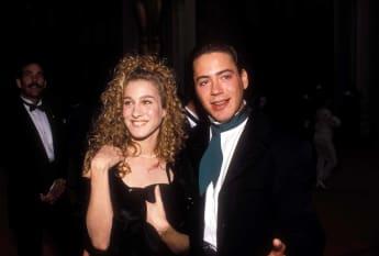 Sarah Jessica Parker und Robert Downey Jr., 1989, Academy Awards, Oscars