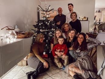 Sarah Lombardi Weihnachten