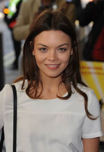 "Scarlett Byrne bei der UK-Premiere von ""Come As You Are"""
