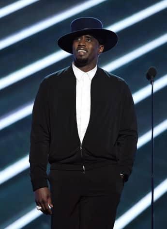 "Sean Combs alias P. Diddy bei ""Billboard Music Awards"" 2017"