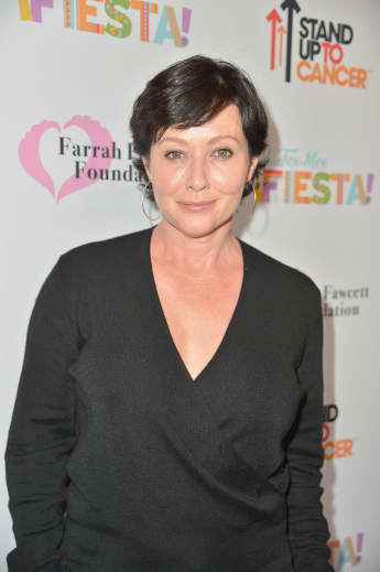 Shannen Doherty Brustkrebs