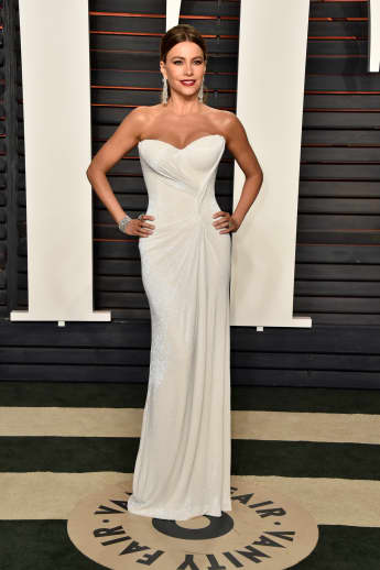 Sofie Vergara auf der Vanity Fair Oscar Party