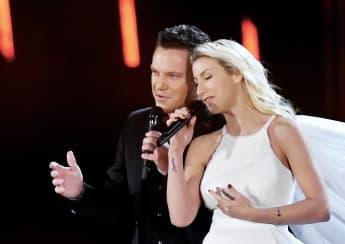 Stefan Mross und Anna-Carina Woitschack