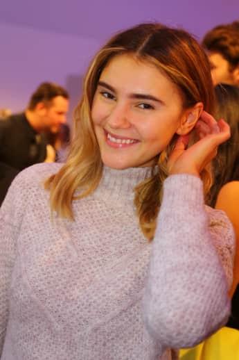 Stefanie Giesinger zeigt sich ungeschminkt