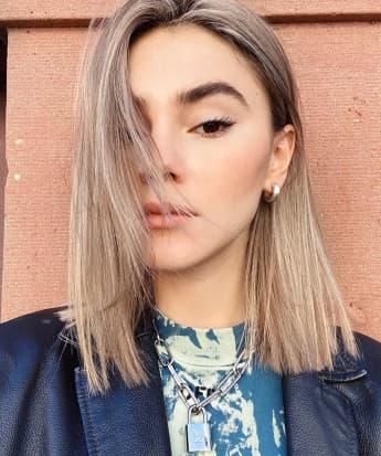 Stefanie Giesinger hat eine neue Frisur