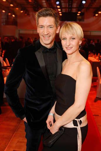 Steffen und Anne-Katrin Hallaschka haben eine gemeinsame Tochter