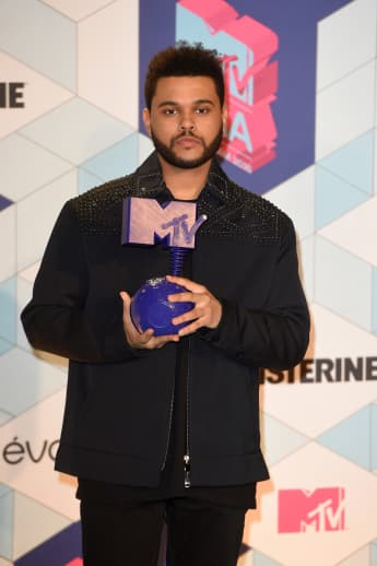 The Weeknd gewann bei den MTV Awards