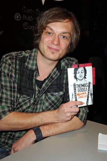 Thomas Godoj heute Buch