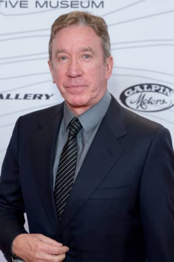 "Tim Allen war ""Santa Clause"""