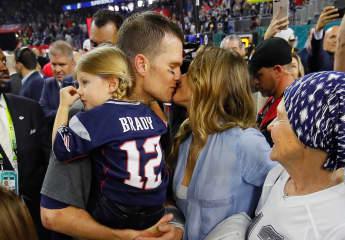 Gisele Bündchen Topmodel Tom Brady Tochter Vivian Superbowl