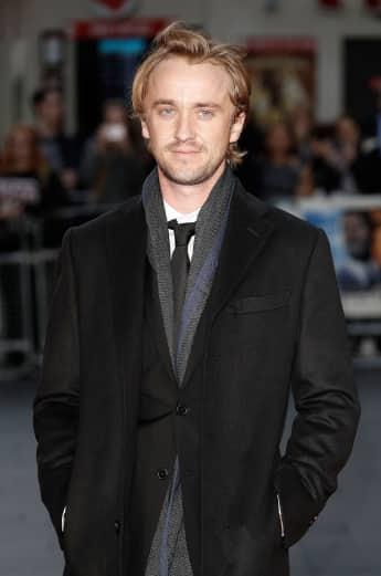 """Tom Felton wurde durch seine Rolle in """"Harry Potter"""" weltberühmt"""