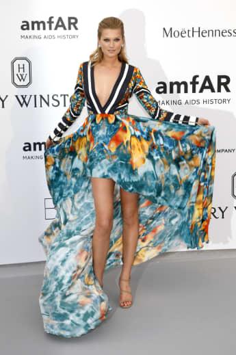 Toni Garrn amfAR-Gala 2015