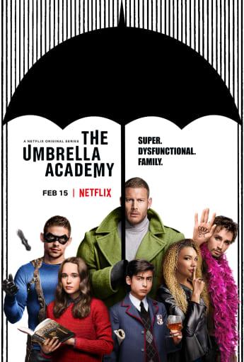 """""""The Umbrella Academy"""": Der Comic zur Serie"""