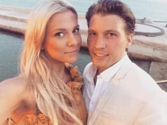 Valentina und Raúl sind total verliebt.