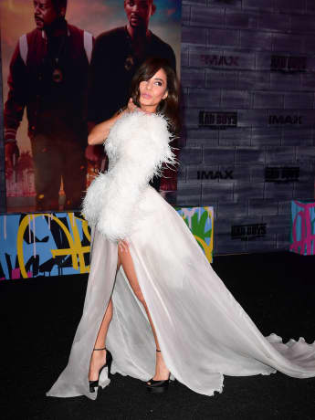 "Vanessa Hudgens auf der Premiere des Films ""Bad Boys For Life"""