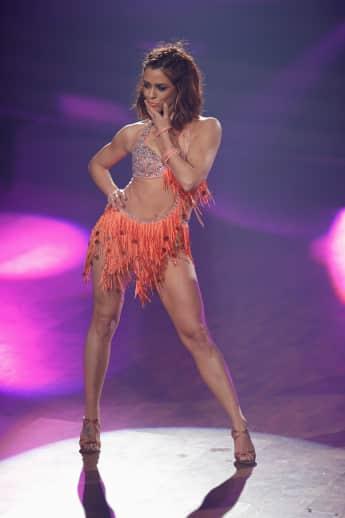 """So viel Haut zeigte Vanessa Mai in der fünften """"Let's Dance""""-Show"""