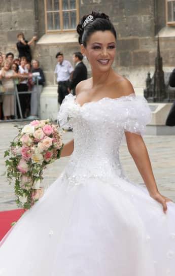 Verona Pooth Hochzeit