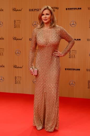 Veronica Ferres bei der Bambi-Verleihung 2015