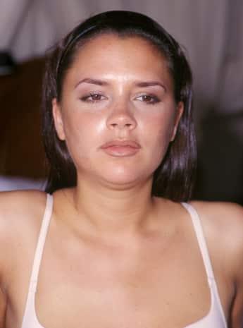 Victoria Beckham 1997 Gewicht Look Spice Girls
