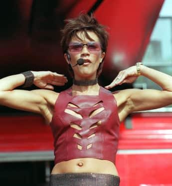 Victoria Beckham früher
