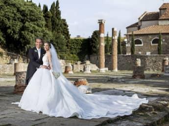 Victoria Swarovski Hochzeitskleid; Victoria Swarovski Hochzeit