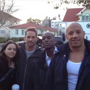 Vin Diesel und Paul Walker waren beste Freunde Tod gestorben tragisch Unfall Oceans Reihe