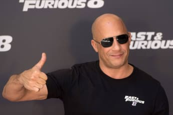 "Vin Diesel feiert mit ""Fast & Furious 8"" riesige Erfolge Charlize Theron Action Weltrekord"