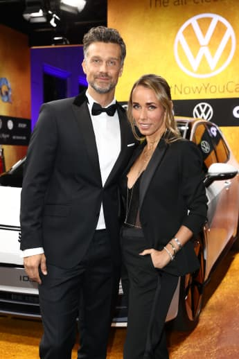 annemarie carpendale; wayne carpendale; gq awards 2019