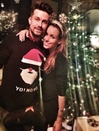 Wayne und Annemarie Carpendale wünschen Frohe Weihnachten
