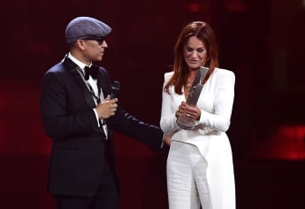 Xavier Naidoo und Andrea Berg bei den ECHO-Awards 2017