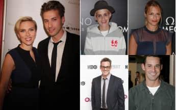 Stars Zwillinge Scarlett Johansson Nicholas Brendon Samantha Ronson
