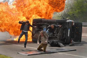 """""""Alarm für Cobra 11"""" mit Tom Beck und Erdogan Atalay"""