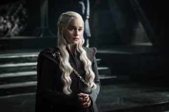 """Daenerys Targaryen"" (Emilia Clarke) in ""Game of Thrones"""