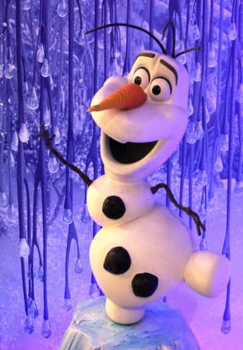 """""""Olaf"""" aus """"Frozen"""" """"Die Eiskönigin - völlig unverfroren"""" Umarmungen"""