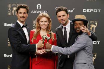 """""""Willkommen bei den Hartmanns"""" wurde als bester Film National ausgezeichnet"""